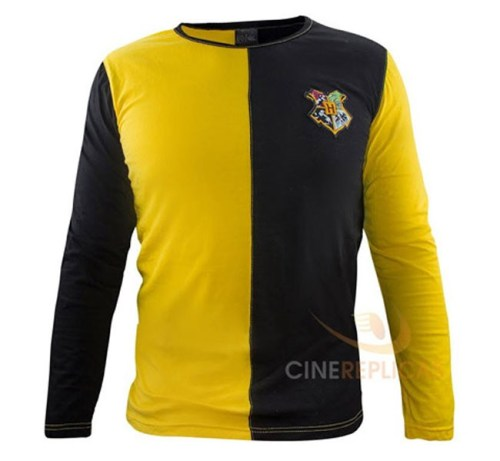 T Shirt manica lunga Cedric Diggory torneo Tre maghi