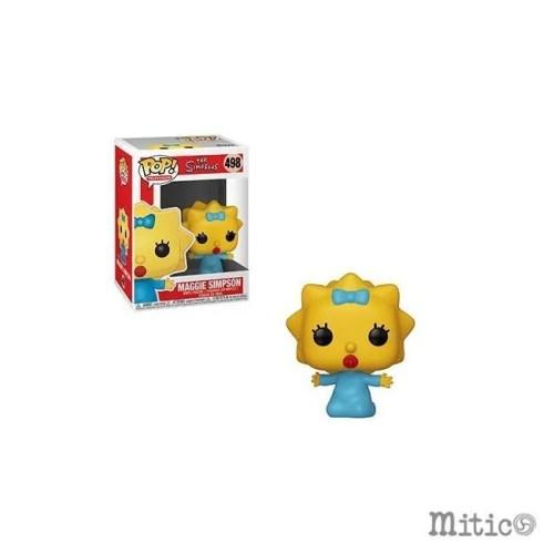 Funko Pop Maggie Simpsons the Simpsons 498