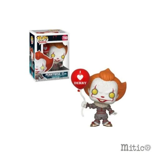 Funko Pop Pennywise with balloon IT 780