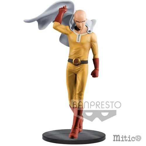 Action Figure Saitama One Punch Man DXF Premium