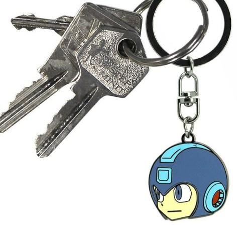 portachiavi Megaman dettaglio chiavi