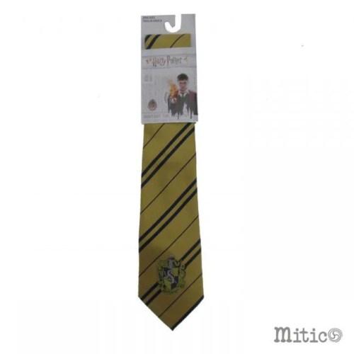 cravatta Tassorosso Harry Potter