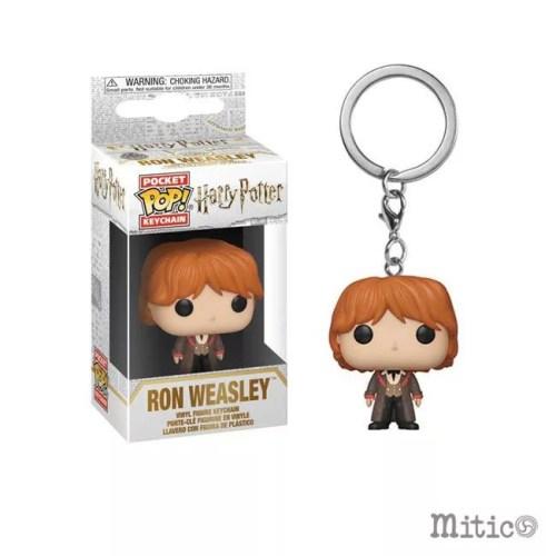Pocket Pop Keychain Ron Weasley Harry Potter