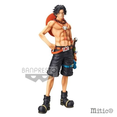 Action Figure Portgas D Ace One Piece Banpresto Grandista Grandline