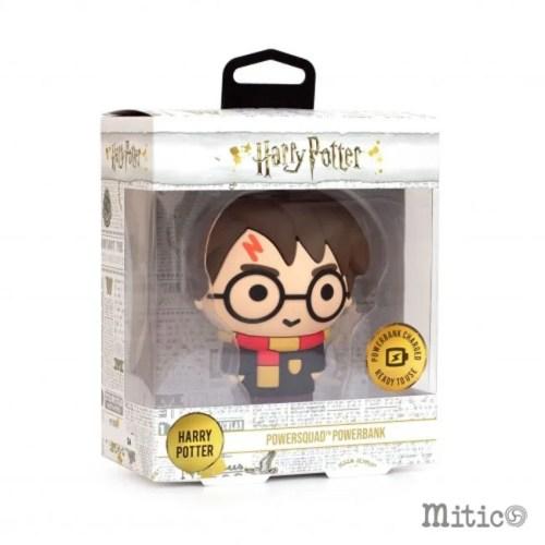 Power Bank Harry Potter scatola