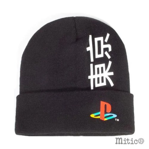 berretto play station japan