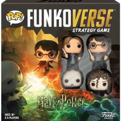 funko games funkoverse strategy game harry potter