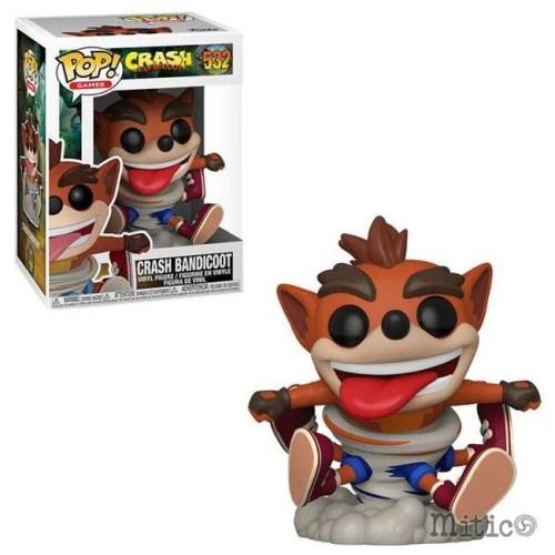 funko pop Crash Bandicoot 532