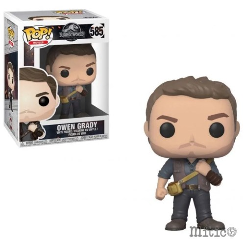 funko pop owen grady Jurassic world 585