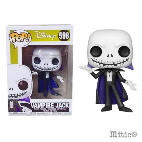 Funko Pop Vampire Jack Disney 598