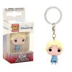 Poket Pop Keychain Elsa Frozen Disney