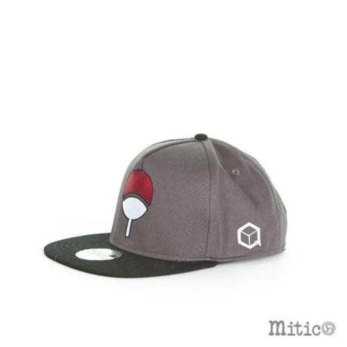 Cappello con visiera regolabile Uchica Naruto Shippuden