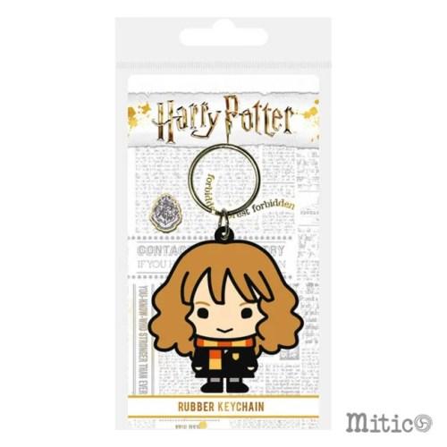 Portachiavi in gomma Hermione Granger Harry Potter