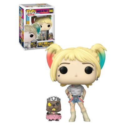 Funko Pop Harley Quinn Birds of Prey 308