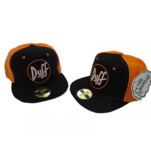 cappello regolabile con visiera Duff The Simpsons