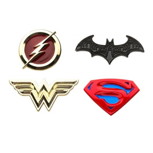 Spille Superman Batman Wonder Woman Flash Justice League DC