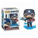 Funko Pop Captain America Avengers EndGame 573