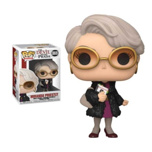 Funko Pop Miranda Priestly the Devil Wears Prada 869