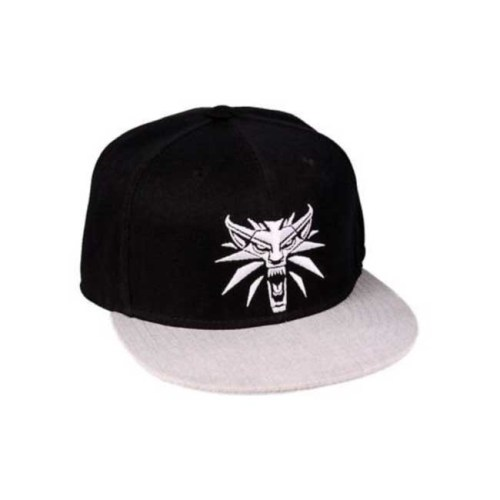 Cappello regolabile con visiera the witcher