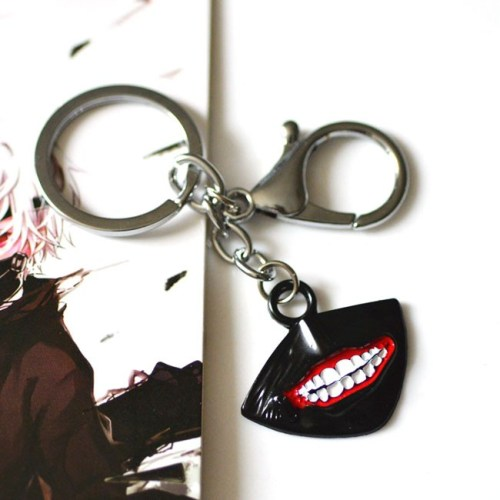 Portachiavi Maschera Kaneki Tokyo Ghoul