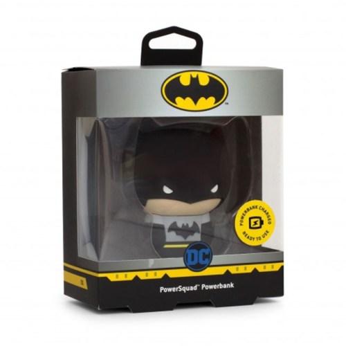 Power Bank Batman 2500mAh dettaglio scatola
