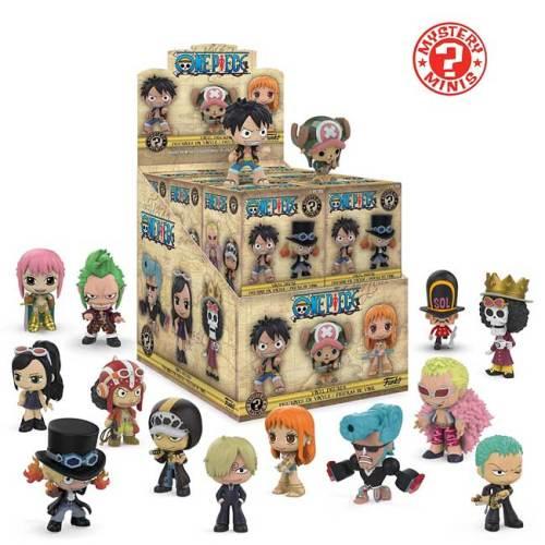 Funko Mystery Mini One Piece