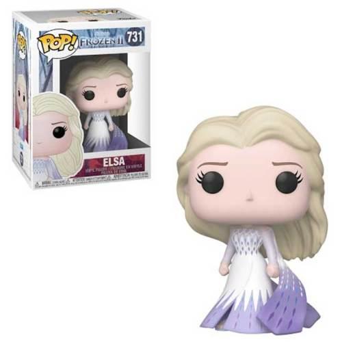 Funko Pop Elsa Frozen 2 Disney 731