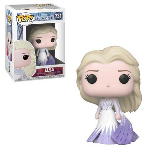 Funko Pop Elsa Frozen 2 Disney 731