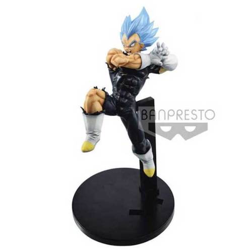 Vegeta SS Blue Tag Figheters Figure Dragon Ball Super 17cm