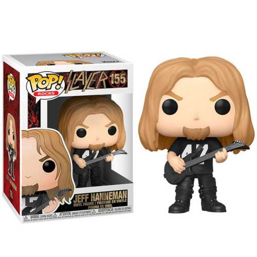 Funko Pop Jeff Hanneman Slayer 155