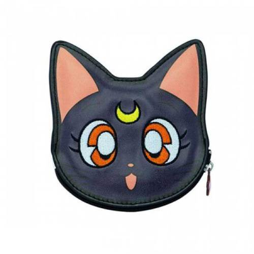 Portamoneta Sailor Moon Luna Artemis