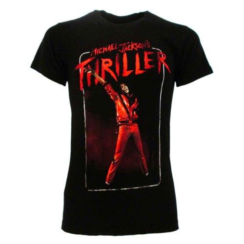 T-shirt Michael Jackson Thriller