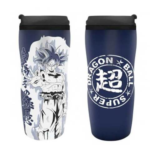Travel Mug Dragon Ball Goku Ultra Instinct