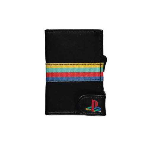 Portatessere in pelle PlayStation