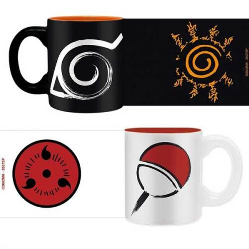 Naruto tazzine da caffè 110ml