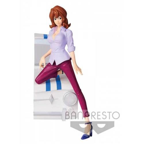 Banpresto-Lupin the Third Part5Creator- Fujiko Mine 16cm