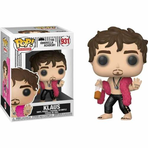 Funko Pop Klaus The Umbrella Academy 931