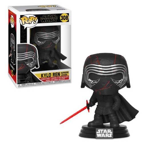 Funko Pop Kylo Ren Star Wars 308