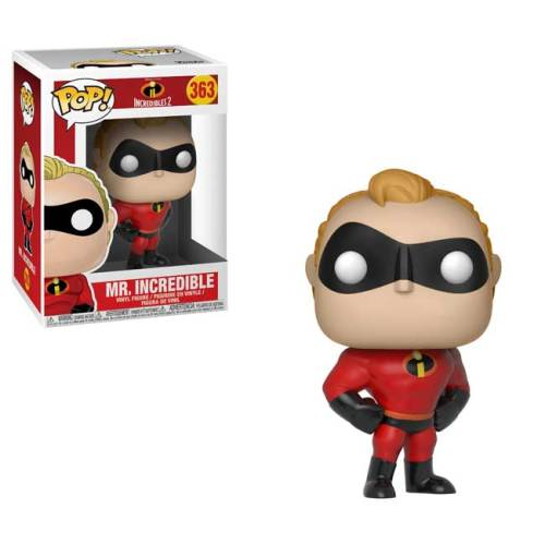 Funko Pop Mr Incredible Disney Pixar 363