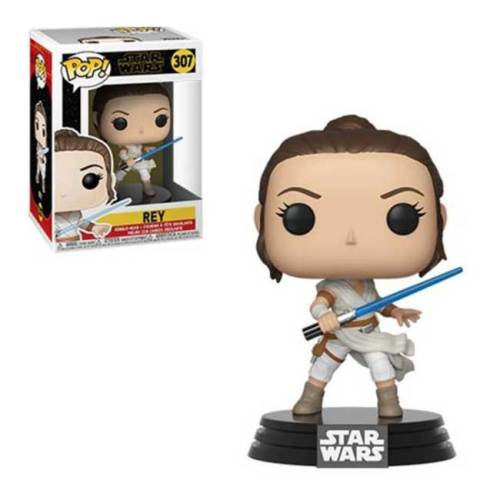 Funko Pop Rey Star Wars 307