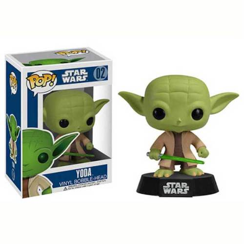 Funko Pop Yoda Star Wars 02