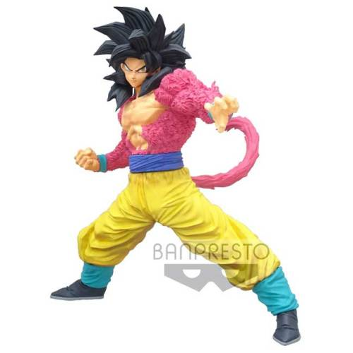 Goku Super Saiyan 4 Dragon Ball GT 18cm