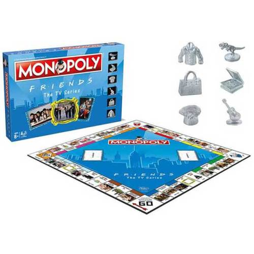 Monopoly Friends Italiano