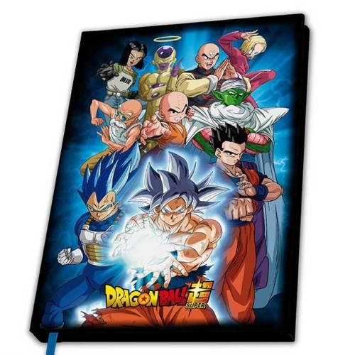Notebook Dragon Balls Universe 7