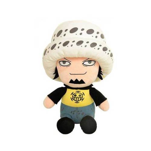 Peluche Trafalgar Law One Piece 20cm