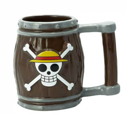 Tazza Barile 3D One piece