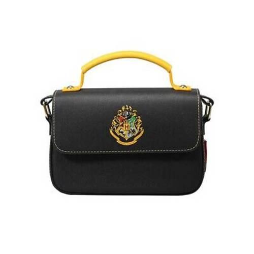 borsetta nera a tracolla Hogwarts Harry Potter