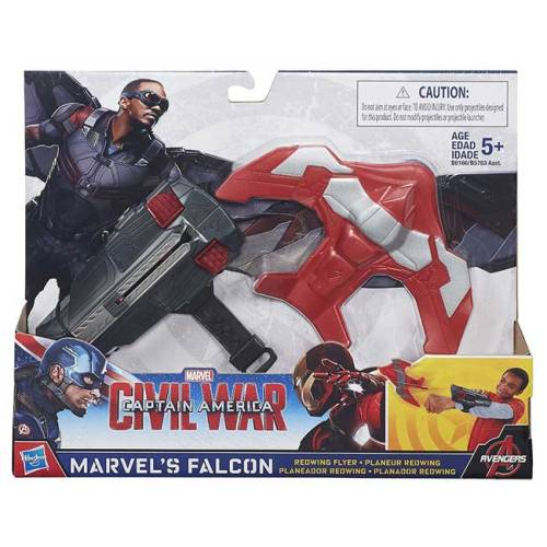 Accessorio Giocattolo Civil War Marvel Falcon