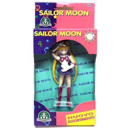 Action Figure Vintage Sailor Moon Giochi Preziosi