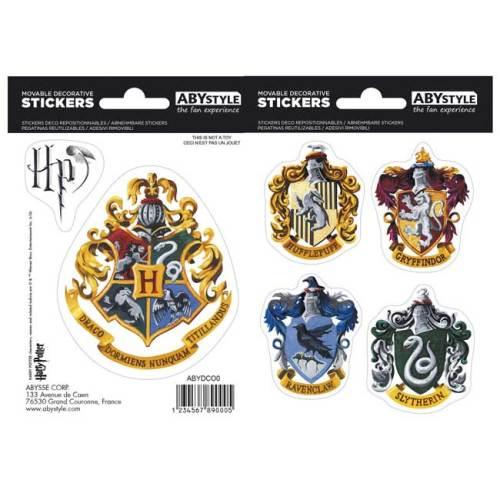 Adesivi Harry Potter
